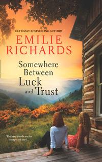 SomewhereBetweenLuckandTrust(GoddessesAnonymous,Book2)