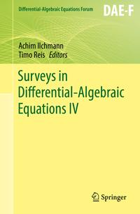 SurveysinDifferential-AlgebraicEquationsIV
