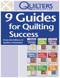 9GuidesforQuiltingSuccess