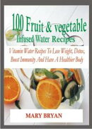 100 FRUIT INFUSED WATER RECIPES