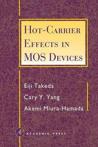 Hot-CarrierEffectsinMOSDevices