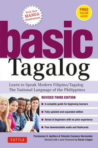 BasicTagalogforForeignersandNon-Tagalogs(MP3DownloadableAudioIncluded)