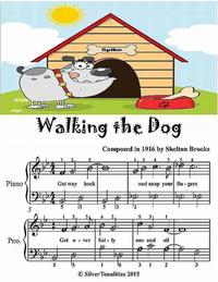 WalkingtheDog-EasiestPianoSheetMusicJuniorEdition