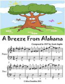 A Breeze from Alabama - Easiest Piano Sheet Music Junior Edition
