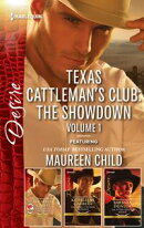 Texas Cattleman's Club: The Showdown Volume 1 - 3 Book Box Set