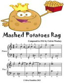 Mashed Potatoes Rag - Easiest Piano Sheet Music Junior Edition