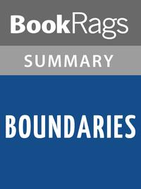 BoundariesbyDr.HenryCloudandDr.JohnTownsend|Summary&StudyGuide
