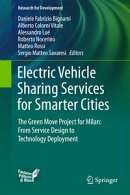 Electric Vehicle Sharing Services for Smarter Cities