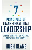 7 Principles of Transformational Leadership
