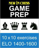 New In Chess Gameprep Elo 1400-1600