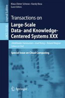 Transactions on Large-Scale Data- and Knowledge-Centered Systems XXX