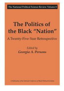 The Politics of the Black Nation