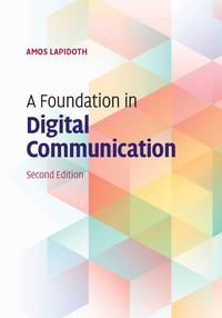 AFoundationinDigitalCommunication