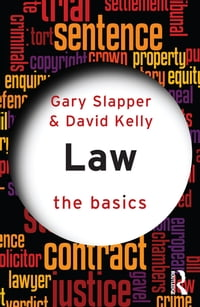 Law:TheBasics