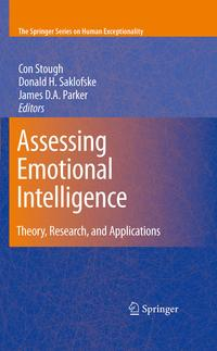 AssessingEmotionalIntelligenceTheory,Research,andApplications