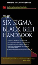 The Six Sigma Black Belt Handbook, Chapter 3 - The Leadership Modes
