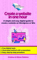 Create a website in one hour