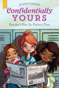 ConfidentiallyYours#1:Brooke'sNot-So-PerfectPlan