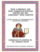 The Liturgy of the Presanctified Gifts of St. Gregory the Great: Orthodox Service Books - Number 3