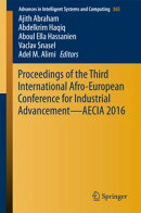 Proceedings of the Third International Afro-European Conference for Industrial Advancement ー AECIA 2016