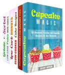 Homemade Sweet Treats Box Set (6 in 1): Over 200 Cupcakes, Pies, Slow Cooker Cake Recipes, Donuts, Mug Cakes and Ice Cream Desserts