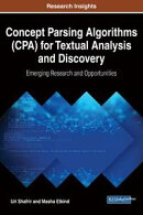 Concept Parsing Algorithms (CPA) for Textual Analysis and Discovery