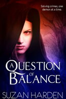 A Question of Balance (Justice #1)