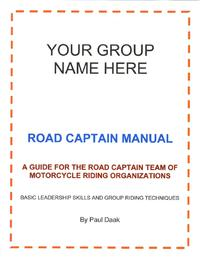 RoadCaptainManual