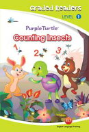 Counting insects (Purple Turtle, English Graded Readers, Level 1)