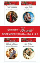Harlequin Presents December 2015 - Box Set 1 of 2