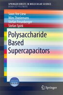 Polysaccharide Based Supercapacitors