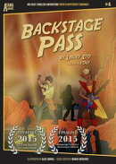 Backstage Pass: An Easy-English Adventure with 8 Different Endings