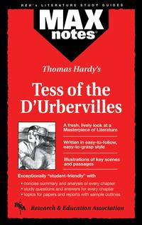 TessoftheD'Urbervilles(MAXNotesLiteratureGuides)