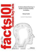 e-Study Guide for: Evidence-Based Nursing: A Guide to Clinical Practice by Alba DiCenso, ISBN 9780323025911