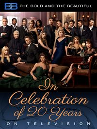 BoldandtheBeautiful:InCelebrationof20YearsonTelevision