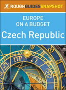 Rough Guides Snapshots Europe on a Budget: Czech Republic