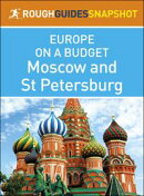 Rough Guides Snapshots Europe on a Budget: Moscow and St. Petersburg