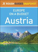 Rough Guides Snapshots Europe on a Budget: Austria