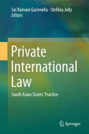 Private International Law South Asian States' Practice