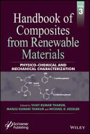 Handbook of Composites from Renewable Materials, Physico-Chemical and Mechanical Characterization