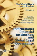 The World Bank Legal Review: International Financial Institutions and Global Legal Governance