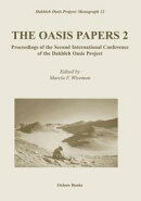 The Oasis Papers 2: Proceedings of the Second International Conference of the Dakhleh Oasis Project