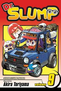 Dr.Slump,Vol.9