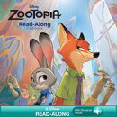 Zootopia Read-Along Storybook