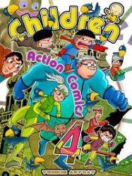Children Action Comics 4