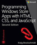 Programming Windows Store Apps with HTML, CSS, and JavaScript