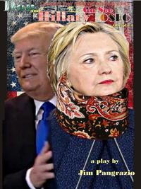 DonandHillaryCompareTheirRelationalAssholeStatesandthengoseeOSLO(theplay)