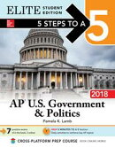 5 Steps to a 5: AP U.S. Government & Politics 2018 Elite Student edition