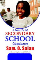 A Letter To All Secondary School Graduate