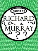 Richard Murray Thoughts Round 11